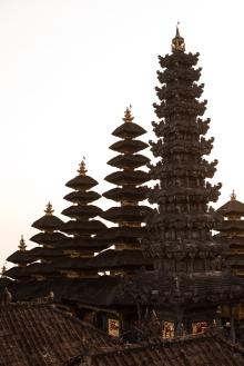 Pura Besakih Temple, travel to Bali